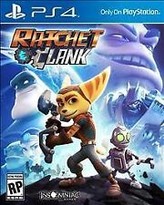 PS4 Ratchet and & Clank NEW Sealed Region Free USA FAST SHIPPING! NEW