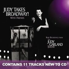 GARLAND, JUDY-JUDY TAKES BROADWAY!  (US IMPORT)  CD NEW