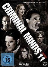Criminal Minds - Die komplette 11. Staffel                             DVD   444