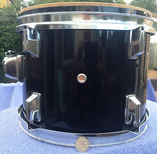 Pacific 12 X 10 inch Rack Tom Drum Set Used DW Pacific Made