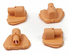 Pack of 4 one way valves for Practiman Manikins NEW - more spares in shop online