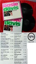 2LP Sammy Davis jr Count Basie Starportrait Verve