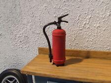 Feuerlöscher für Werkstatt, Tankstelle usw. - Automodellbau-Zubehör,Maßstab 1:18