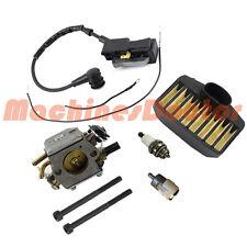Carburetor WT Bolt Ignition Coil 4 Husqvarna 362 365 371 372 372XP  503 28 32-03