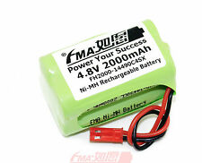 Ni-MH 4.8V 2000mAh Rechargeable Battery Pack w/SYP AA_4SX US