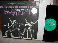 HENRY: Messe pour le temps présent + voyage etc.../ Philips DSY green stereo