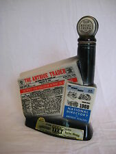 "Jim Beam 1968 ""The Antique Trader""  Decanter"