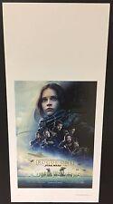 Rogue One (2016) loc. 33x70 cm Poster Cinema Prima Ed. Originale