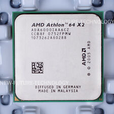AMD Athlon 64 X2 6000+ (ADA6000IAA6CZ) CPU 1000 MHz 3GHz Socket AM2 100% Work