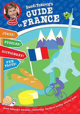 Sandi Toksvig's Guide to France, Sandi Toksvig, New Book