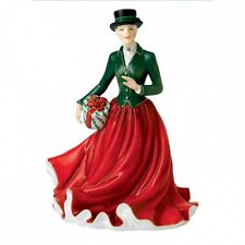Royal Doulton Pretty Ladies 2015 Figure of the Year Christmas Morning Fig HN5731