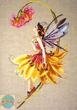 Cross Stitch Chart / Pattern ~ Mirabilia The Petal Fairy #MD82