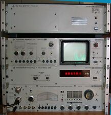 VHF - UHF Test Receiver R&S ESU2 20 MHz - 1000 MHz