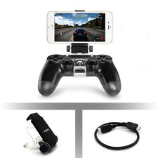 Smart Phone Clip Clamp Mount  Holder for Sony PlayStation PS4 Game Controller