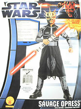 Kids Star Wars Savage Opress Costume Large