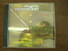 WELCOME TO TECHNOLOGY vol 7 compil CD