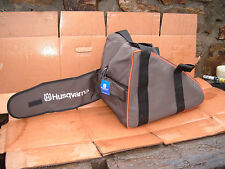 HUSQVARNA CHAINSAW BAG BRAND NEW