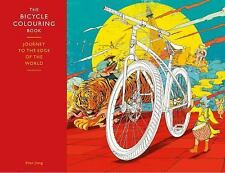 The Bicycle Coloring Book : Journey to the Edge of the World by Shan Jiang...