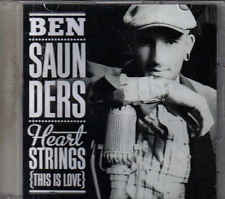 Ben Saunders-Heart Strings Promo cd single