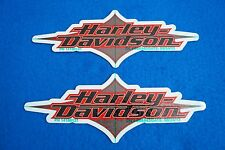 Genuine Authentic OEM Harley Sportster XL 1200 883 48 72 Gas Fuel Tank Decals