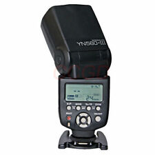 Yongnuo yn-560 iii flash speedlight flash appareil photo pour Canon Nikon Pentax Olympus