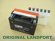 LANDPORT Quadbatterie Batterie YTX9-BS -12V 8 AH Quad