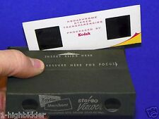 Vtg 3D Realist Stereo Slide Viewer Stereoviewer Mailable Folding Taylor Merchant