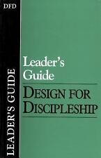 Leader's Guide : Design for Discipleship, The Navigators, Very Good Book