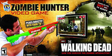 Zombie Hunter Video Game: The Walking Dead (TV Video Game Systems PLUG N PLAY