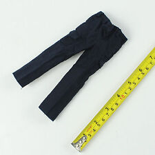 B20-07(O) 1/6 HOT Male Dark Blue Casual Pants Mens Hommes TOYS