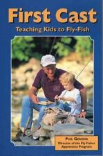 First Cast: Teaching Kids to Fly-Fish