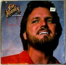 Con Hunley Ask Any Woman 1981 Warner Bros Records BSK-3617 COUNTRY POP Sealed LP