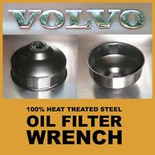 "VOLVO Cap Style Oil Filter Wrench 86mm 16 Flutes 3/8"" Drive Tools -- USA Seller!"