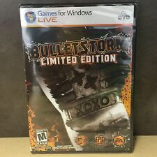 NEW, Bulletstorm Limited Edition Windows XP, Vista PC DVD Games