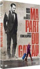 DVD *** MA PART DU GATEAU * de Cedric Klapisch avec Karin Viard, Gilles Lelouche