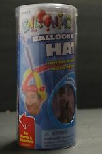 8 HATS BALLOON MAKING KIT MAKES 8 HATS AIR PUMP AND 24 BALLOONS INSTRUCTIONS
