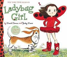 LADYBUG GIRL (Brand New Paperback Version) David Soman