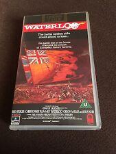 VHS Tape. Waterloo Film