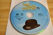 How I Met Your Mother Fifth Season 5 Disc 1 Replacement DVD Disc Only
