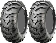 PAIR OF 25x11-12 CST MAXXIS ANCLA ATV TIRES TWO TIRE SET 25-11-12 25x11x12