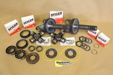 FORD SUPER DUTY F250 F350 DANA 50 FRONT AXLE SHAFT U-JOINT SEAL KIT OEM SPICER