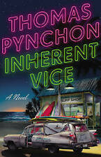 PYNCHON,T-INHERENT VICE BOOK NEW