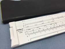 PICKETT MICROLINE 120 STUDENT SLIDE RULE VERY GOOD CONDITION WITH CASE