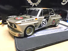 Bmw 2002 DRM eras una talla 5 GS tuning Ober Moser #69 1975 resin limitd bos 1:18