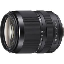 Sony 18-135 mm F/3.5-5.6 DT SAM Lens