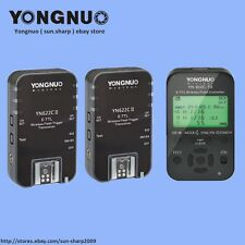 Yongnuo WirelessTTL YN622C-TX+ 1set YN-622CII for Canon40D 450D 500D 550D