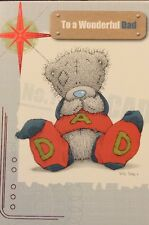 Father's Day Card Me To You Clintons NEW Tatty Teddy Dad Socks