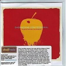 (A262) Dashboard Confession, Thick As Thieves - DJ CD