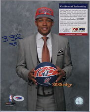 2012 LEAF BASKETBALL 8x10 AUTHENTIC AUTO: BRADLEY BEAL - AUTOGRAPH PHOTO PSA/DNA