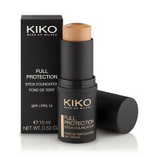 KIKO MAKE UP MILANO FULL PROTECTION STICK FOUNDATION - 03 NATURAL BEIGE